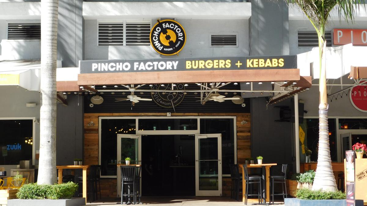 Pincho Factory in Brickell, FL