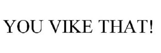 Kirk Cousins - You Vike That!