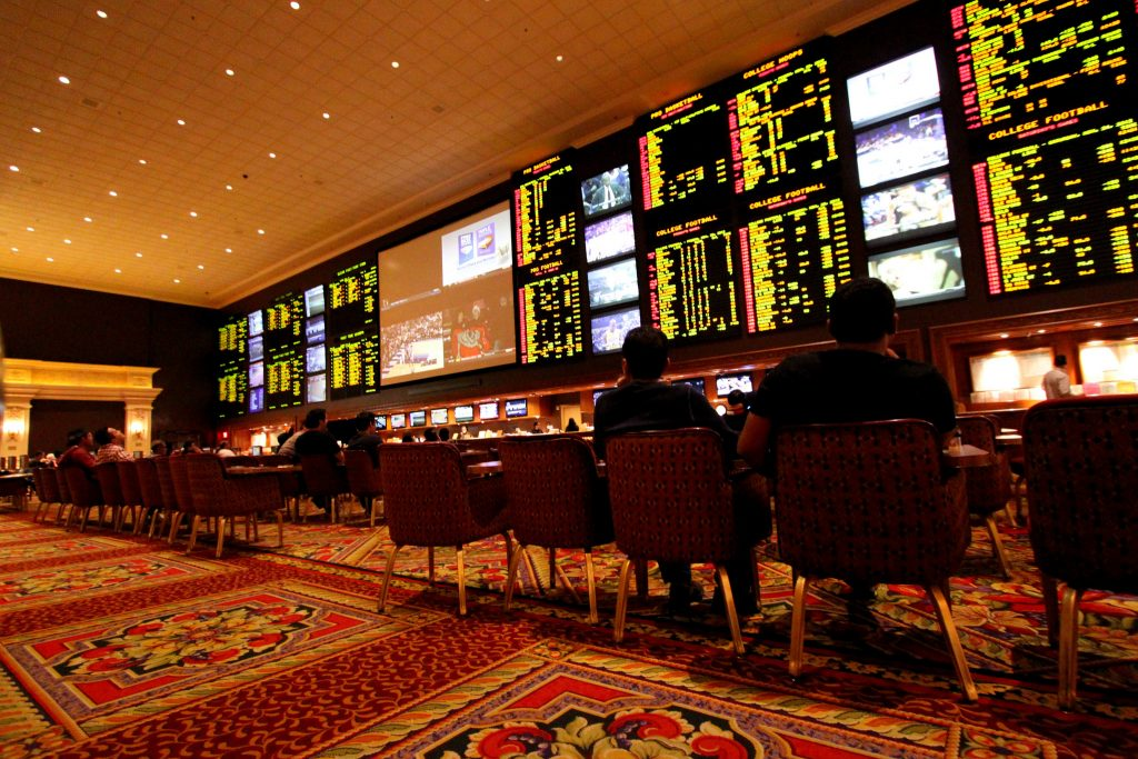 illegal sports betting