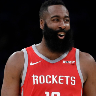 James Harden ROKiT