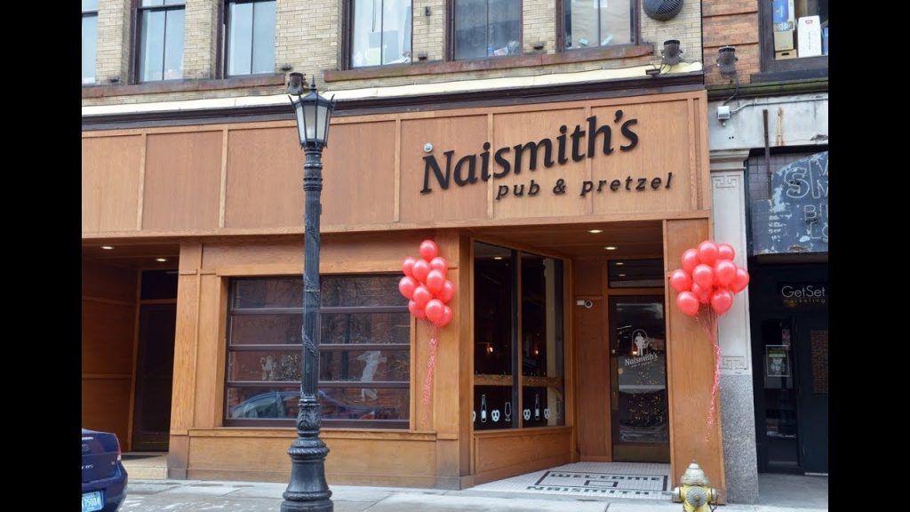 naismith pub and pretzel